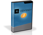 TZ Odyssey navigation marine software