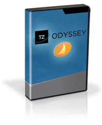 Marine navigation software - TZ Odyssey