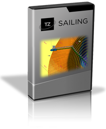 Nobeltec navigation software - Sailing Plus Pack